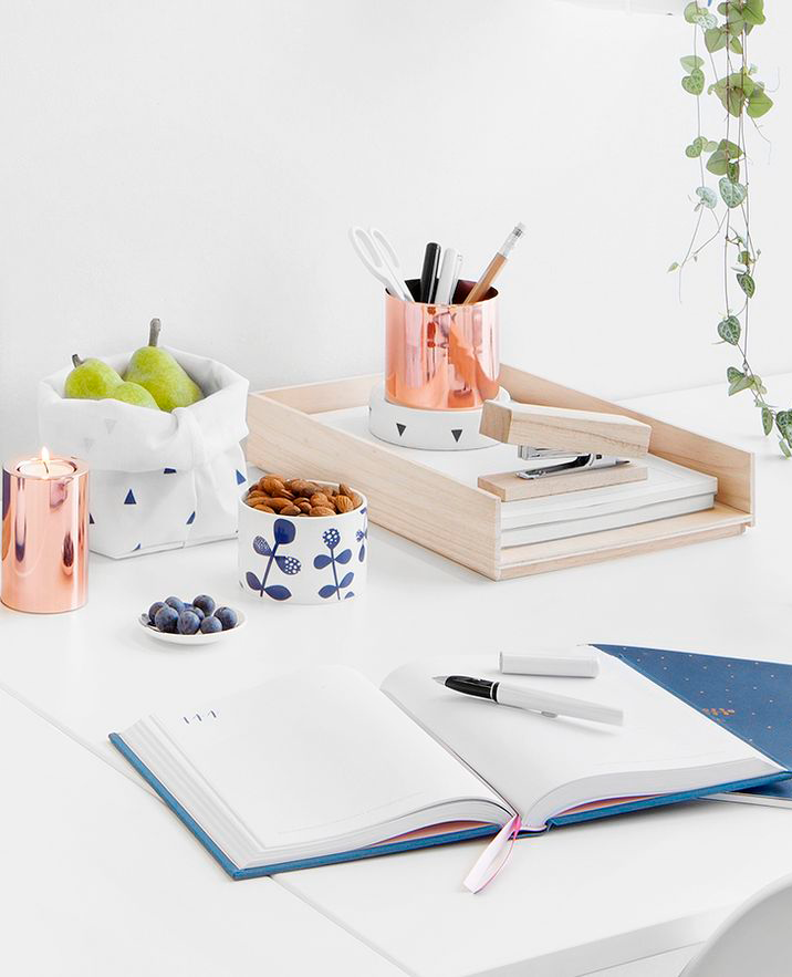 kikki.k desk accessories