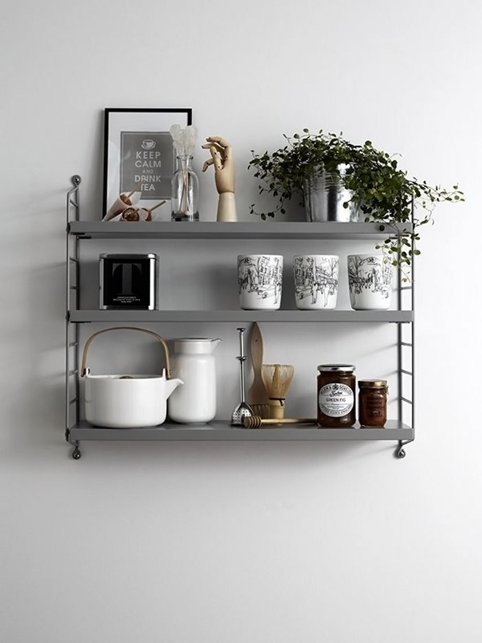 Chicdeco Blog Those Beautiful Classics String Shelving
