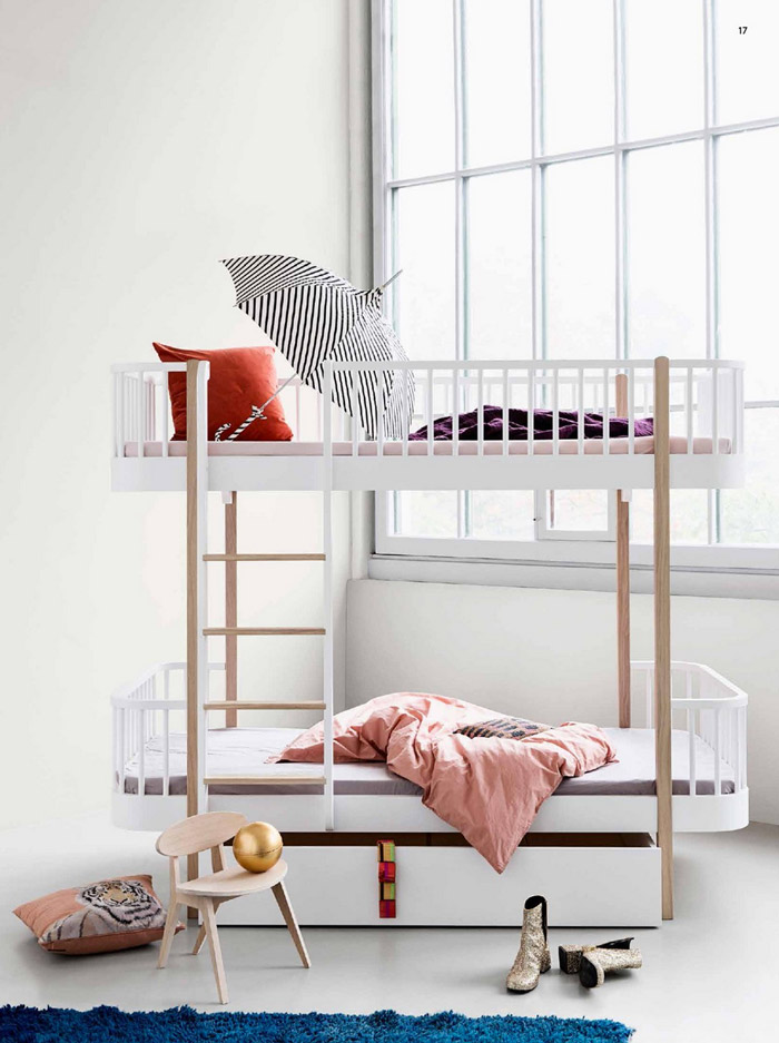 Oliver Furniture Bunk Beds