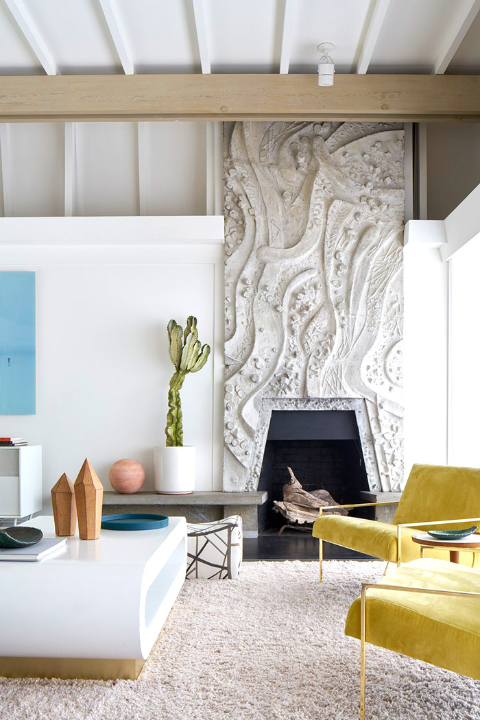 Chicdeco Blog | A Mid-Century Modern Home In California