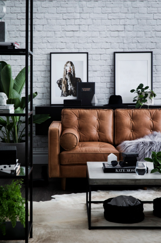 Corina Koch Industrial Living-room