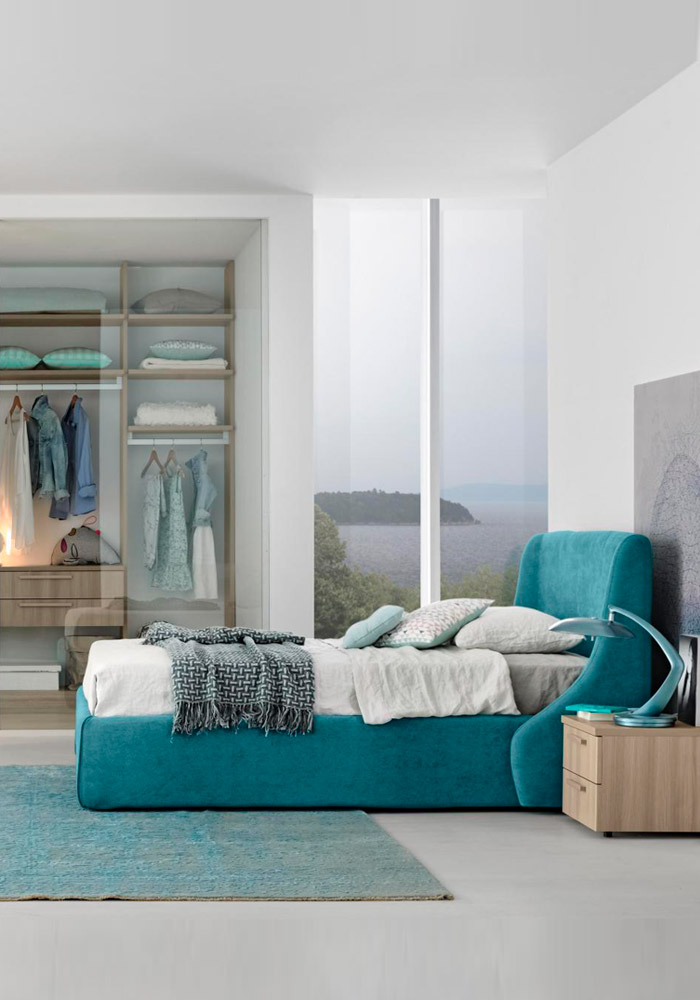 Contemporary Teen bedrooms