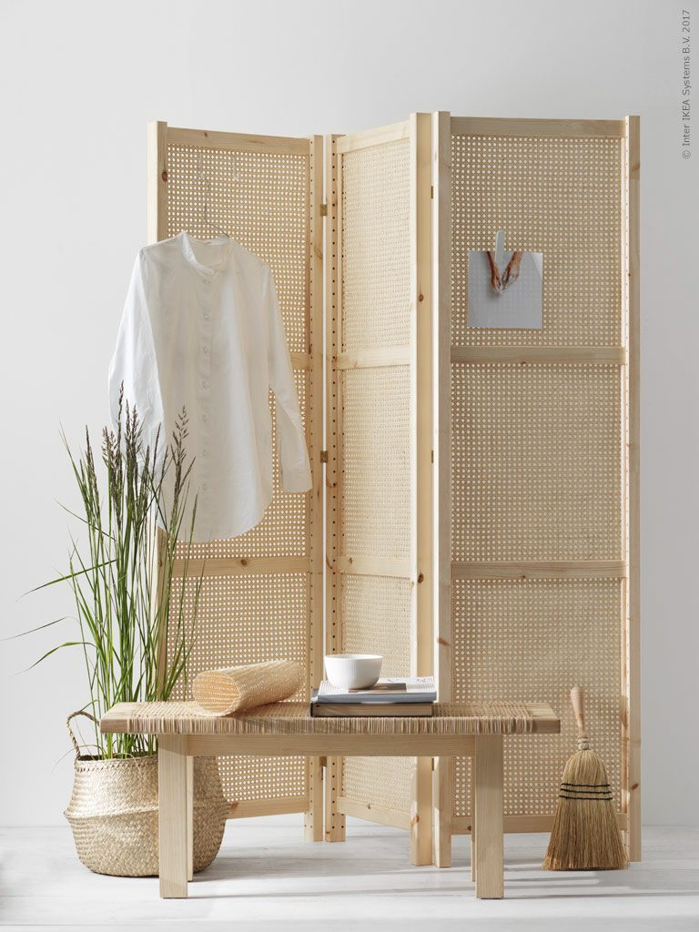 IKEA DIY Room Divider